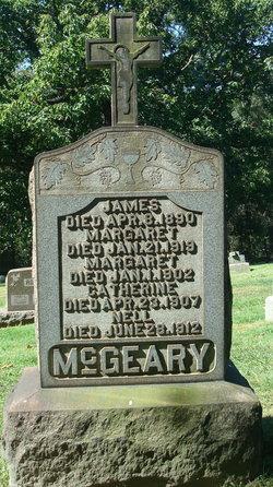 James McGEARY
