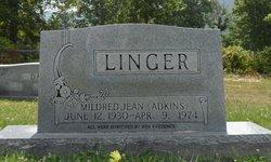 Mildred Jean <i>Adkins</i> Linger