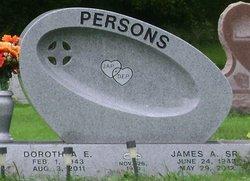 James A Persons, Sr
