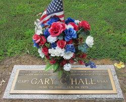 Capt Gary C. Hall