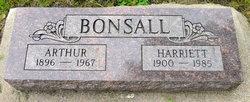Harriet <i>Woods</i> Bonsall
