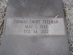 Thomas Emory Freeman