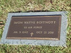 Imon Wayne Boitnott