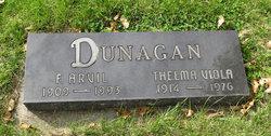 Francis Arvil Dunagan