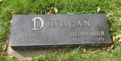 Thelma Viola <i>Eastvold</i> Dunagan