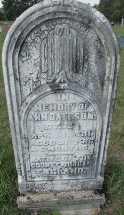 Ann Bateson