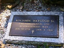 Benjamin J. Haygood