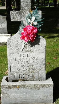 Joseph Boyk