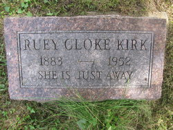 Ruey <i>Cloke</i> Kirk