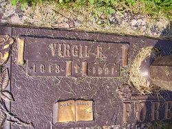 Virgil R Fore