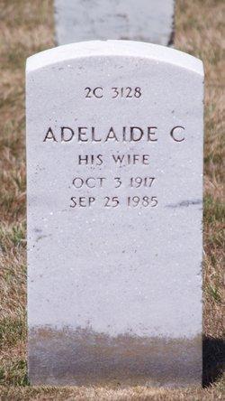 Adelaide C Alexander