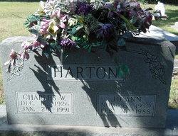 Jo Ann <i>Pate</i> Harton