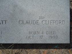Claude Clifford Johnson