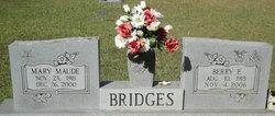 Mary Maude <i>Campbell</i> Bridges