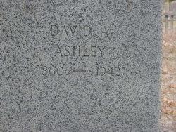 David A. Dave Ashley