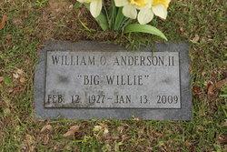 William Oliver Anderson, II