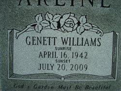 Gennett W. <i>Williams</i> Arline