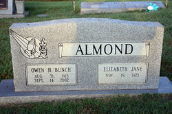 Owen Hollis Bunch Almond