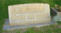 Anna R. <i>Glassford</i> Daniels