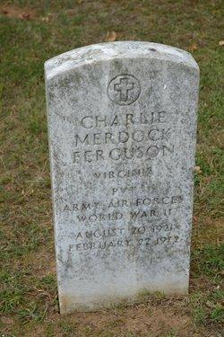 Charlie Murdock Ferguson