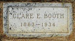 Clare E Booth