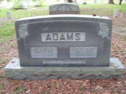 Sarah <i>Harp</i> Adams