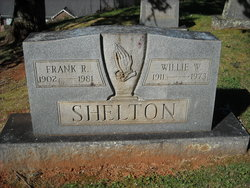 Frank Ray Shelton