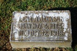 Lena A <i>Black</i> Jackson