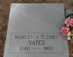 Nancey <i>Johnson</i> Yates