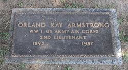 Orland Kay Armstrong