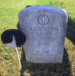 Kenneth Ross Adams