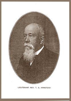 Rev Thomas Stewart Armistead