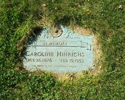 Caroline <i>Wagner</i> Hinrichs