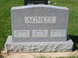 Marguerite Peg <i>Woodmansee</i> Agness