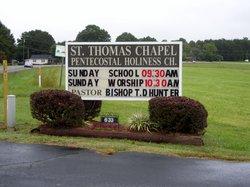 Saint Thomas Chapel Cemetery