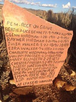 Doyleville Cemetery #1