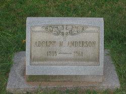 Adolph M. Anderson