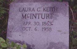 Laura Georgianna <i>Keith</i> McInturf