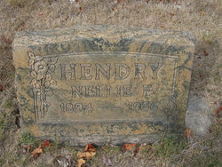 Nellie Florence <i>Duvall</i> Hendry