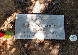 Daisy Una <i>Woods</i> Pounds