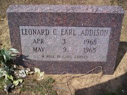 Leonard C. Earl Addison