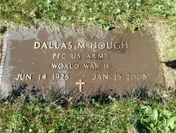 Dallas Mackey Dee Hough, Jr