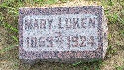 Mary <i>Liebl</i> Luken