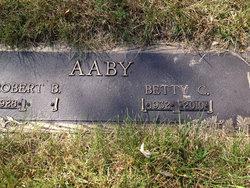 Betty Caroline <i>Weaver</i> Aaby