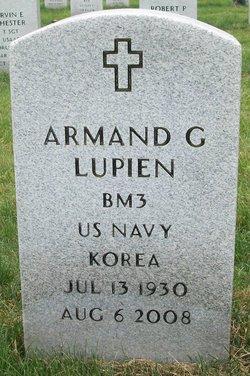 Armand G Lupien