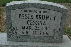 Jessie <i>Cessna</i> Brunty