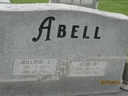 Lelia <i>West</i> Abell