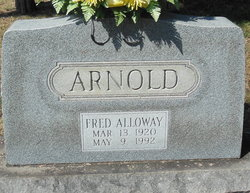 Fred Alloway Arnold