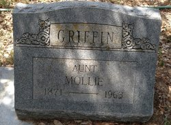 Mary Evelyn Mollie Griffin