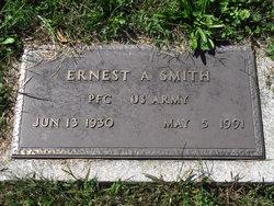 Ernest A Smith